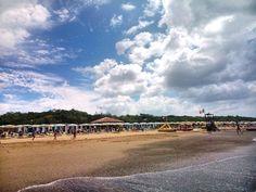 Пляж в Доноратико -Кастаньето Кардуччи