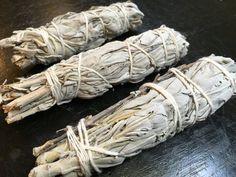 "Lavender Sage Smudge Stick (3-4"") More"