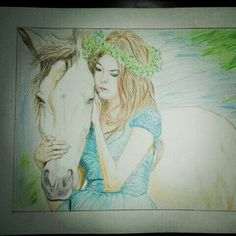 #sketching #pencil #colors #drawing #paper #WishaArtGallery Price $4000 Order via DM or visit the website