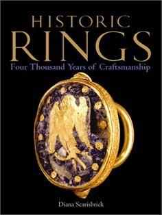英文版 橋本指輪コレクション - Historic Rings: Four Thousand Years of Craftsmanship   ダイアナ・スカリスブリック http://www.amazon.co.jp/dp/4770025408/ref=cm_sw_r_pi_dp_CQyPwb14ZX22R