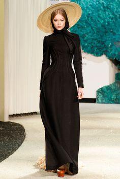 Ulyana Sergeenko Spring 2013 Couture Collection Photos - Vogue