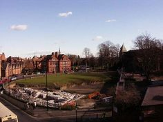 Return to the Roman Ampitheatre, Chester England --- the meeting place of King Arthur's Round Table.