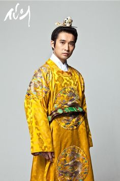 Faith, The Great Doctor ♥ King in royal Yuan robes #Kdrama 2012