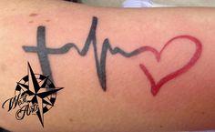 Faith, Hope, & Love Tattoo