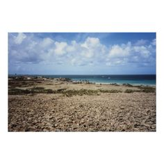 Aruba Rocky Ocean View Posters    •   This design is available on t-shirts, hats, mugs, buttons, key chains and much more    •   Please check out our others designs and products at www.zazzle.com/zzl_322881145212327*