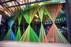 Megan Geckler art installation