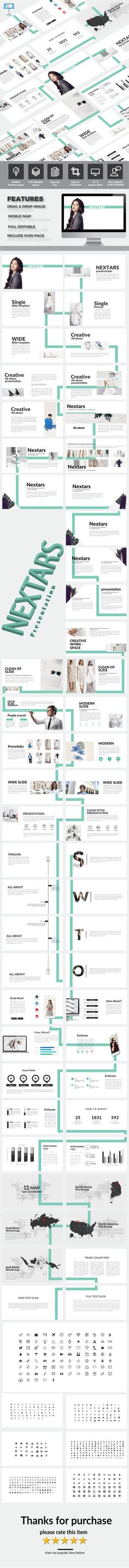 Petang - Creative Presentation Template Presentation templates - annual report analysis sample