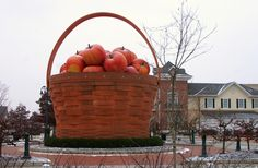 Dresden OH, Home to Logenburger Baskets