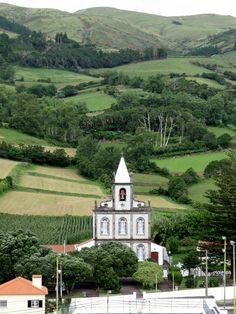 Western Islands Of The Azores: Flores - via The Tripper App Portugal, Azores, Travel Memories, Travelogue, Cathedrals, Santa Maria, Amazing Architecture, Natural Wonders, Palaces