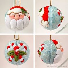 1 million+ Stunning Free Images to Use Anywhere Quilted Christmas Ornaments, Felt Christmas Decorations, Christmas Baubles, Christmas Art, Folded Fabric Ornaments, Handmade Ornaments, Christmas Makes, Christmas Inspiration, Hobbies And Crafts
