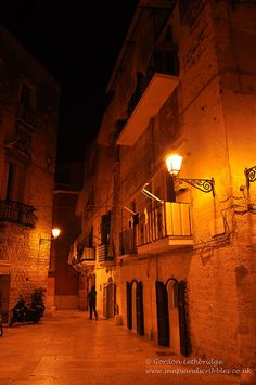 Bari Vecchio - The Old City of Bari. One of 7 reasons to visit.