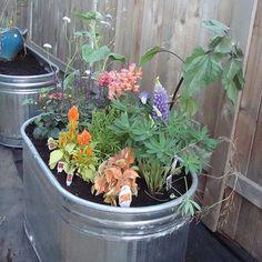 container garden tutorial
