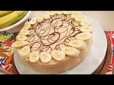 Cheesecake de banana, coco y dulce de leche - Recetas – Cocineros Argentinos