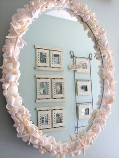 10 Creative Mirror Frame Ideas – DIY