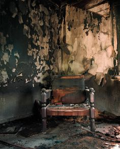 For Sale on - Sylvi?, C Print by Esko Männikkö. Offered by Yancey Richardson Gallery. Take A Seat, Abandoned Places, Abandoned Mansions, Artsy, Sculpture, Gallery, Artwork, Prints, Photography