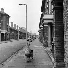 London 1950s // © Frederick Wilfred