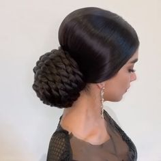 Do you wanna see more fab hairstyle ideas and tips for your wedding? Then, just visit our web site babe! Oval Face Hairstyles, Braided Hairstyles Updo, Braided Updo, Hairstyle Ideas, Bridal Hairstyles, Hair Upstyles, Hair Videos, Hair Looks, Short Hair Styles
