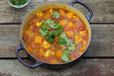 Indian Spiced Vegetable Soup Recipe (vegan) | Kingfield Kitchen
