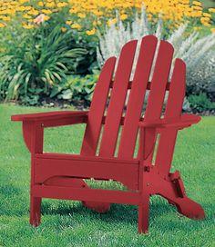 L.L. Bean Adirondack Chair