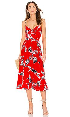 Shop for Yumi Kim Pretty Woman Dress in Hello Beautiful Red at REVOLVE. Free 2-3 day shipping and returns, 30 day price match guarantee.