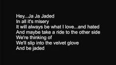 Aerosmith-Jaded