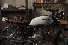 Cheap Bikes, Honda 125, Cafe Racer, Bike Parts, Scrambler, Bobber, Cars And Motorcycles, Motorbikes, Chile