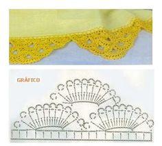 Bico Amarelo em Crochê -  /  Yellow Beak Crochet -
