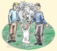 Mesék gyerekeknek A tejvölgy
