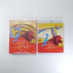 Azur & Asmar (Azur et Asmar) Blu-ray [Korea Edition, O-Ring Cover, Booklet] 2006