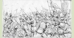 agincourt battlefield FRANCE 1415