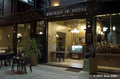 Boutique de pizzas restaurante