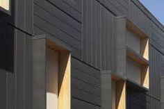 Image result for recessed cedar windows