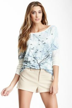 Boatneck Pullover Sweater by Go Couture on @HauteLook 39.00