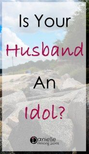 A simple test my husband and I use to determine if we have made our spouse into an idol. Marriage Issues, Marriage Help, Biblical Marriage, Successful Marriage, Marriage Relationship, Marriage Advice, Christian Couples, Christian Wife, Christian Marriage