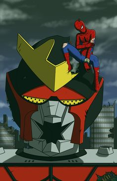 Japanese-Spiderman-colored.jpg (1500×2318)
