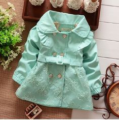 Girls cardigan, children's coat children pink cotton Lace kids clothing. Lila Baby, My Baby Girl, Baby Girls, Toddler Girl, Baby Outfits, Toddler Outfits, Kids Outfits, Little Girl Fashion, Kids Fashion