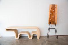 Bear table! - Daniel Lewis Garcia