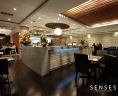 Isn't our venue beautiful? We aim to tantalise all your senses. Ambience, food, and wine ― everything we do is all for you. Come and experience what it's like to have coffee, a meal, or dessert at Senses. #evedeso #eventdesignsource - posted by Senses Restaurant & Bar https://www.instagram.com/sensestemplestowe. See more Event Designs at http://Evedeso.com