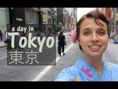 A Day in My Life (Episode 25): Kimono, sukiyaki & beer in Tokyo