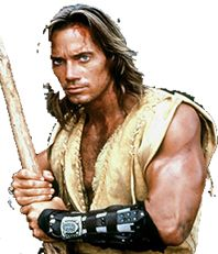 Hercules' Kevin Sorbo on The Challenge