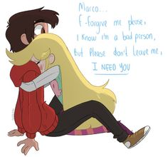 MARCO PLZ DONT LEAVE I WILL CRY ANDDD BEAT U UP