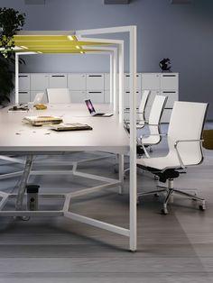 Fantoni- Hub Modular Desk-7