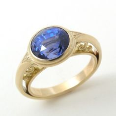 Caleb Meyer - the gallery work on this ring is INSANE