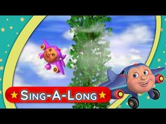 Jay Jay the Jet Plane: Tracy's Tree Song - YouTube Pbs Kids, Jet Plane, Jay, Singing, Songs, Youtube, Song Books, Youtubers, Youtube Movies
