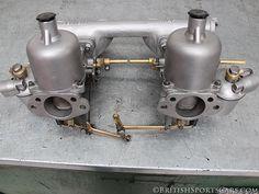 Here at British Sports Cars, we have been rebuilding SU Carburetors ...