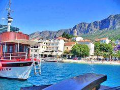 Gradac  - Croatia - between Split and Dubrovnik