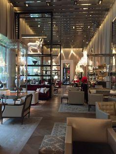 Go Inside The Haute Baccarat Hotel New York