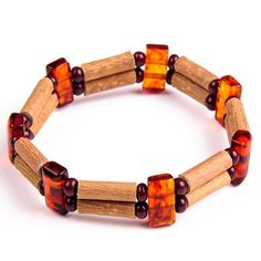 awesome Pure Hazelwood Adult Double Bracelet Therapeutic Amber 34D (8″ / 20 cm)  According to testimonials received for the last 15 years, Pure Hazelwood products are used for : - Baby teething - Joint pain - Mouth sores - Digestiv... http://imazon.appmyxer.com/beauty-products/pure-hazelwood-adult-double-bracelet-therapeutic-amber-34d-8-20-cm/