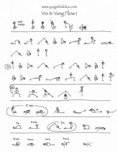 yin yoga sequence | Posted on November 13, 2010 in Yin Yoga by Manuela Lorenzi-Kayser by nic heart