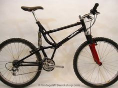 Ibis bikes were kind of like the Vector of mountain bikes in the exotic, media darlings, that you would never get to see in person they were so rare, basically unobtainium. Retro Bikes, Mtb, Mountain Biking, Cycling, Exotic, Bicycle, Auto Racing, Biking, Bicycle Kick